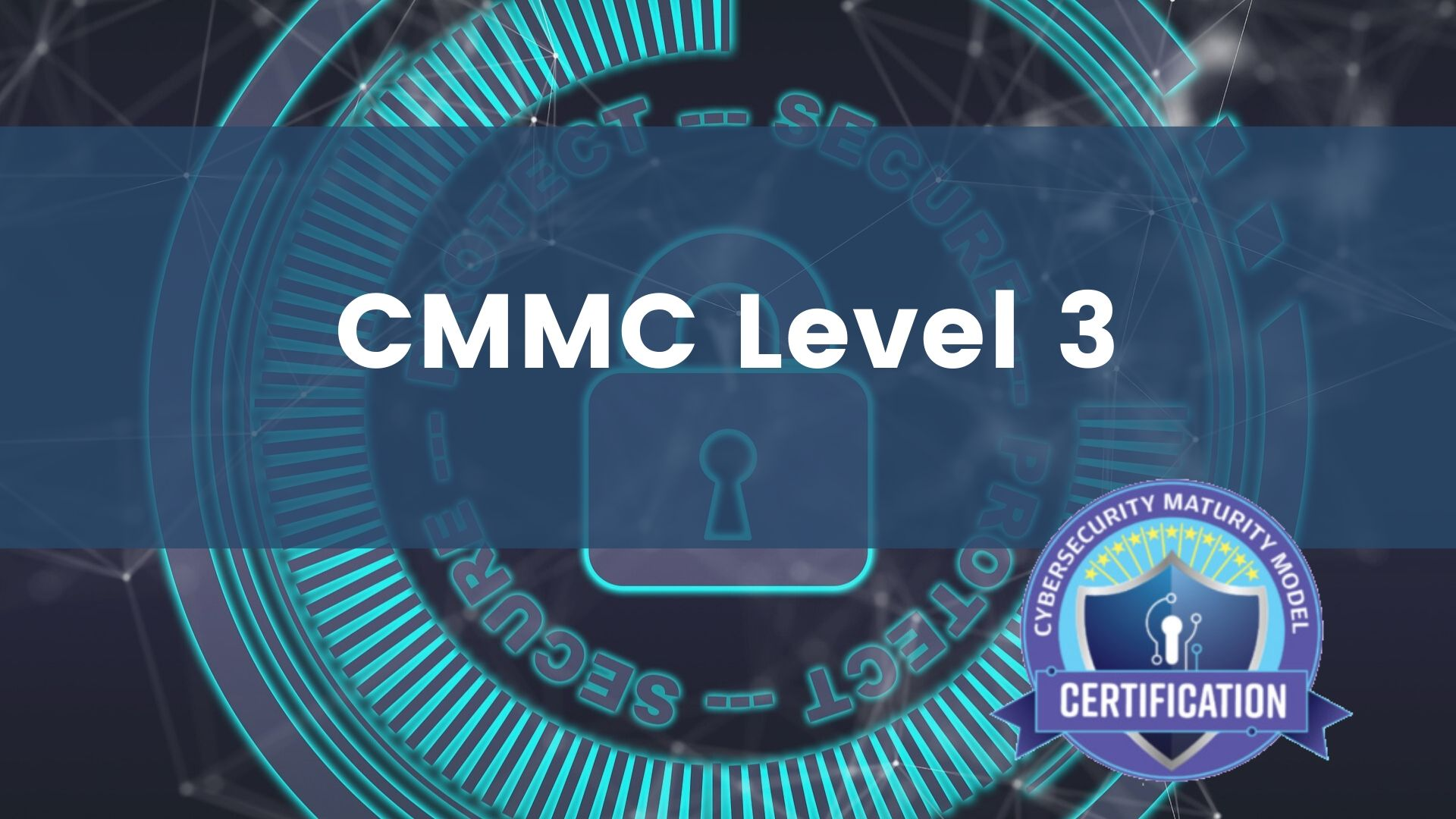 CMMC Level 3 course image